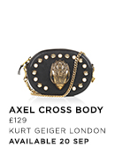 Alxel  - Kurt Geiger London - Available 15th Aug