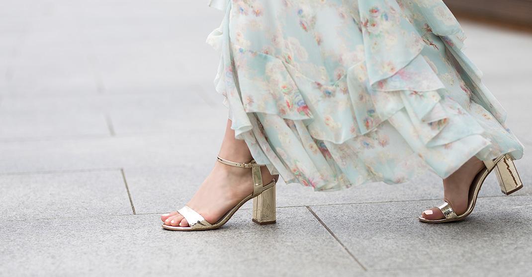 Statement Sandals