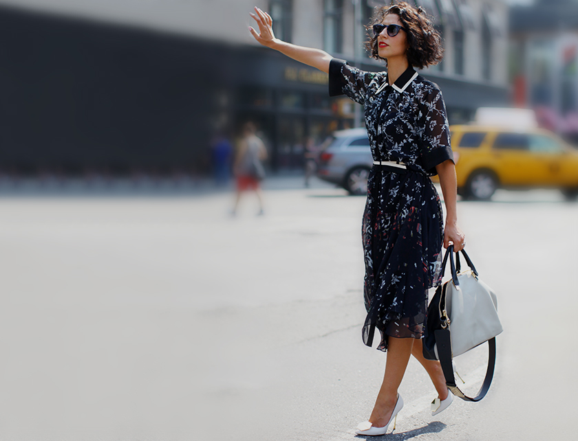 How To Do Office-Chic in a Heatwave