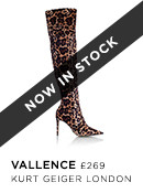 Vallence - Kurt Geiger London - Available Now