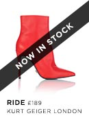 Ride - Kurt Geiger London - Available Now