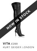 Vita OTK Boots - Kurt Geiger London - Available Now