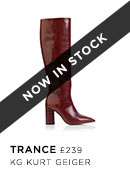 Trance Boots - KG Kurt Geiger - Available 3rd Oct