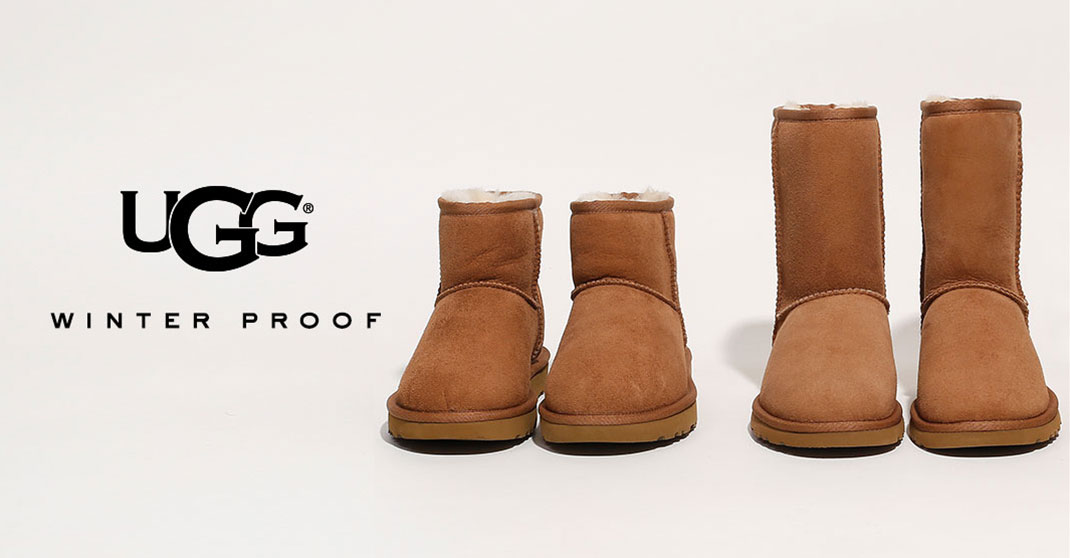 Winter Proof: Ugg