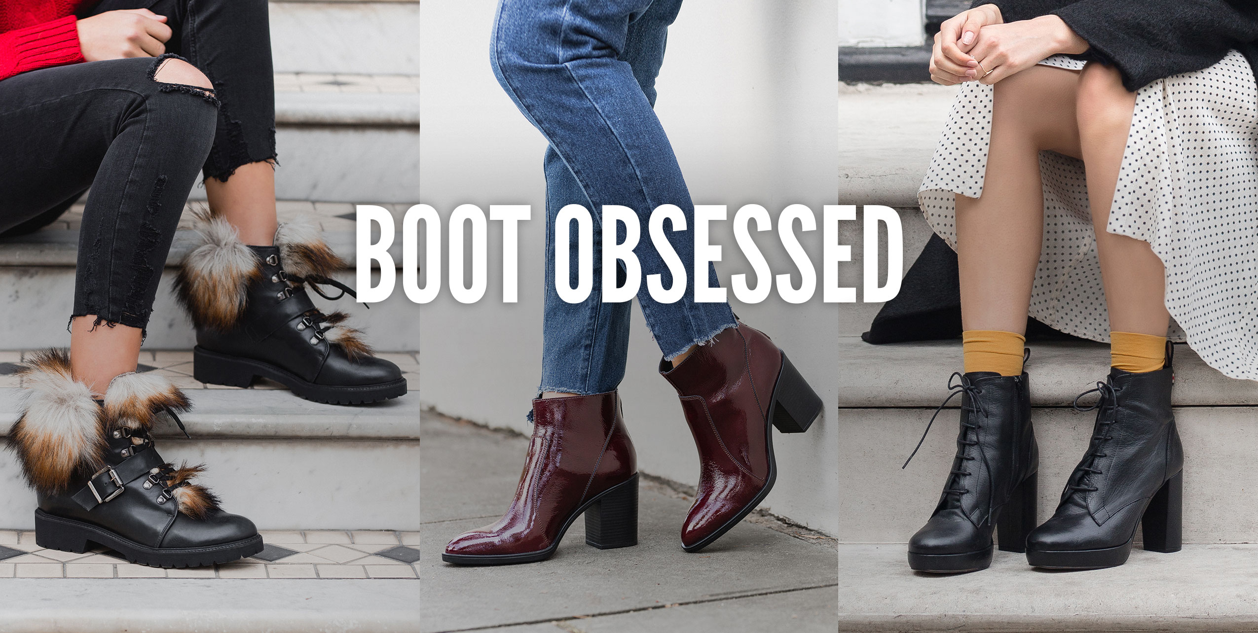 Looking For The Perfect Ankle Boot?
