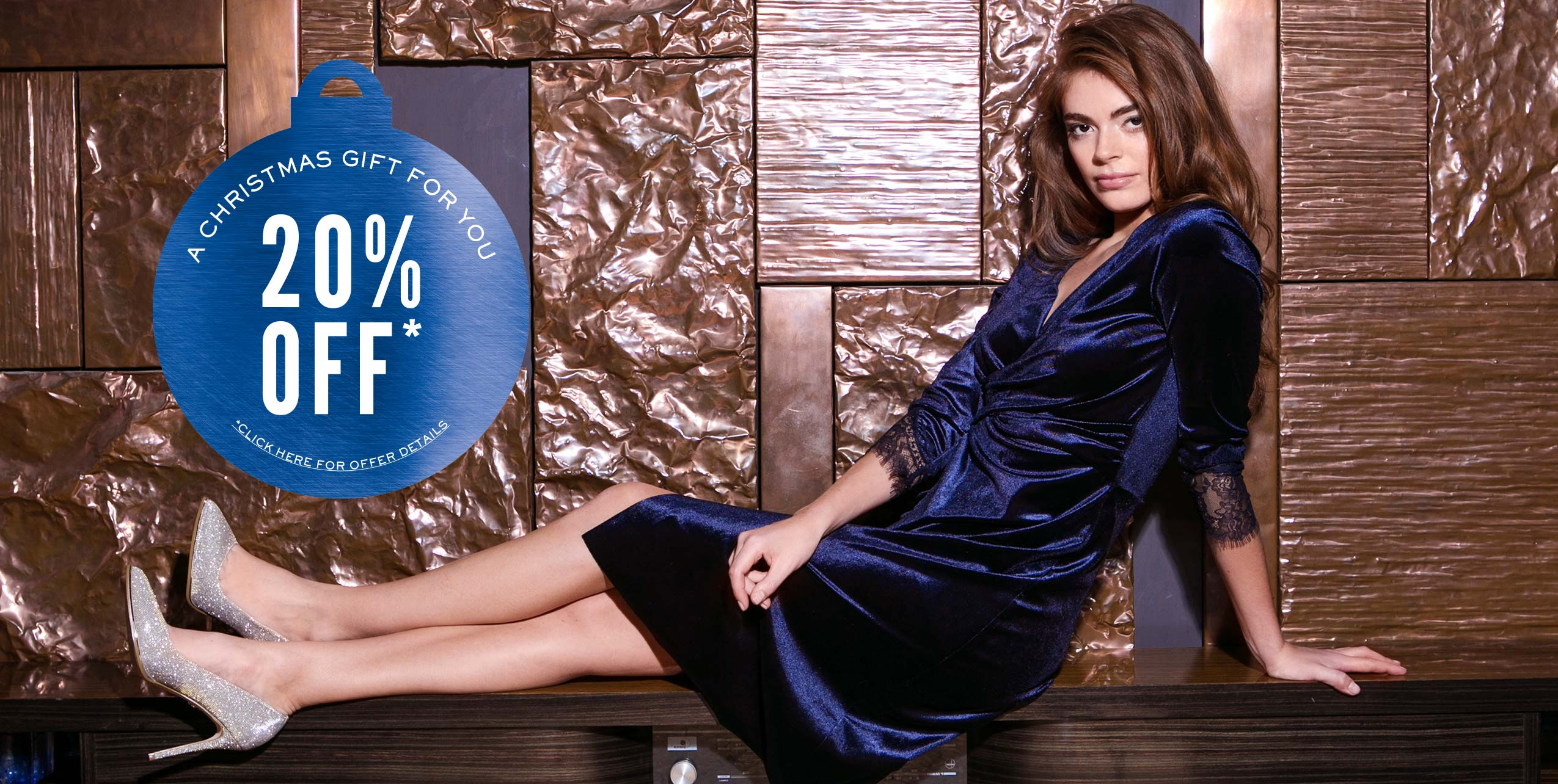 A Christmas Gift For You:  20% Off