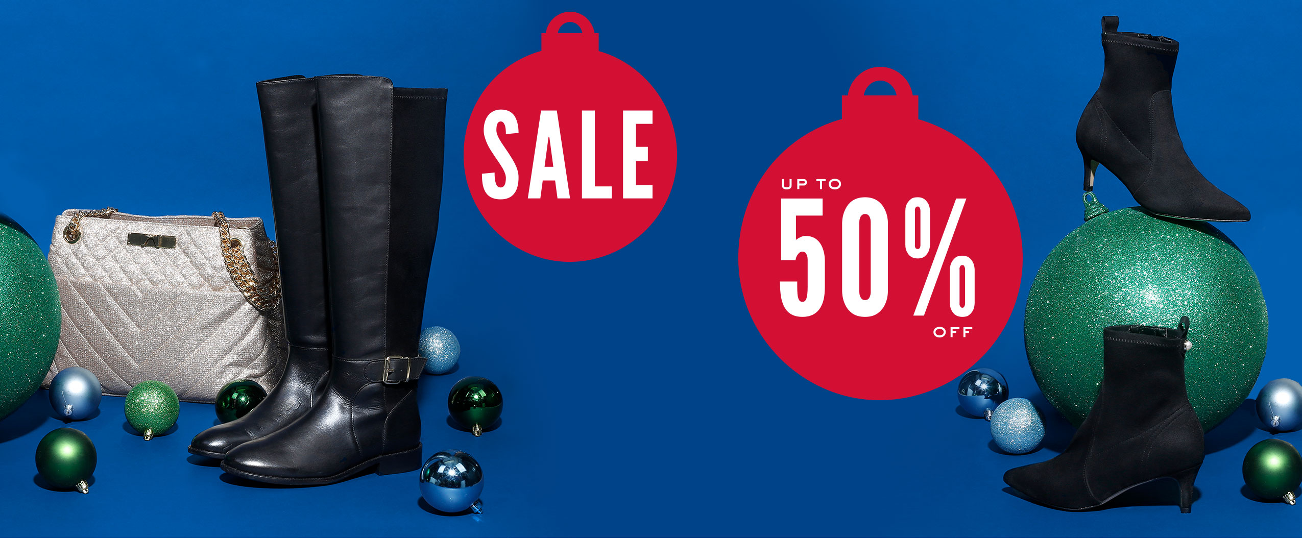 Sale – Up To 50% Off
