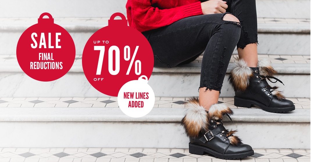 Sale: Final Reductions - Up to 70% off