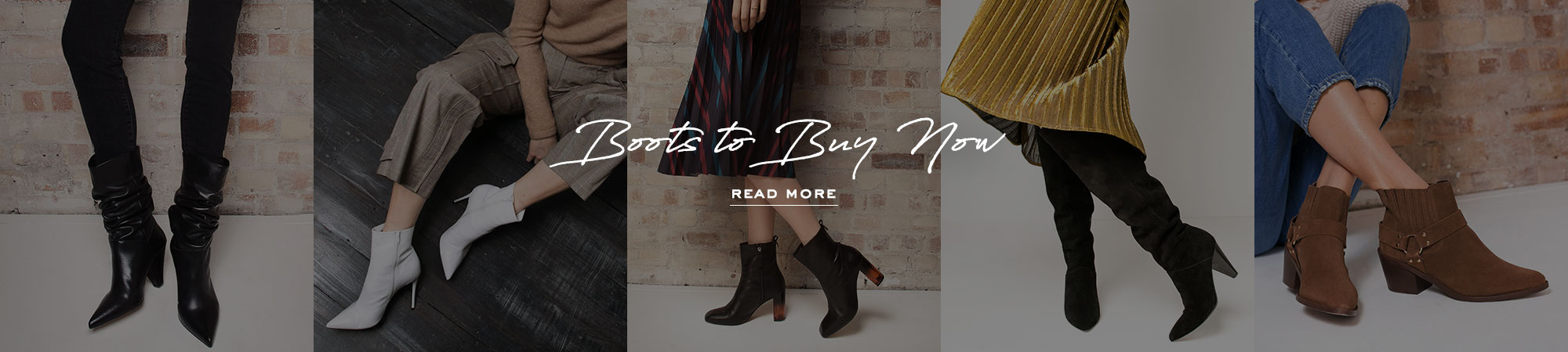 Boots To Buy Now