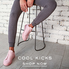 Cool Kicks: Shop Now