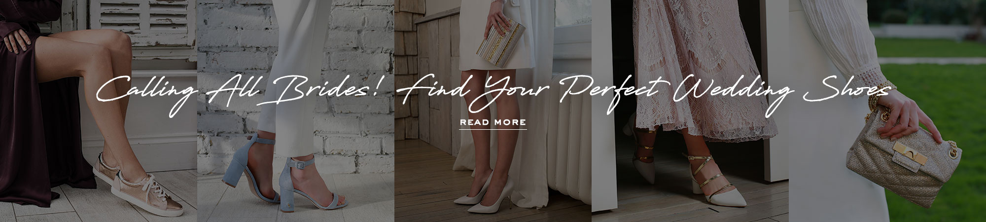 Calling All Brides! Find Your Perfect Wedding Shoes