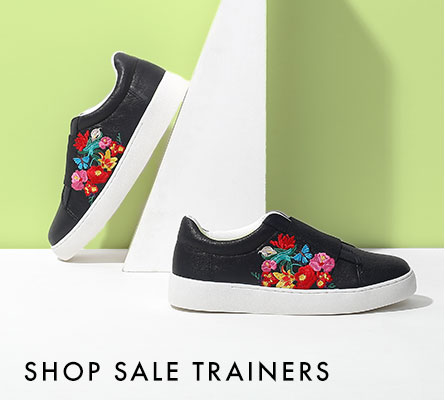 SHOP SALE TRAINERS