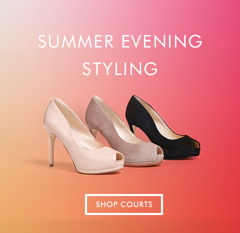 Summer Evening Styling