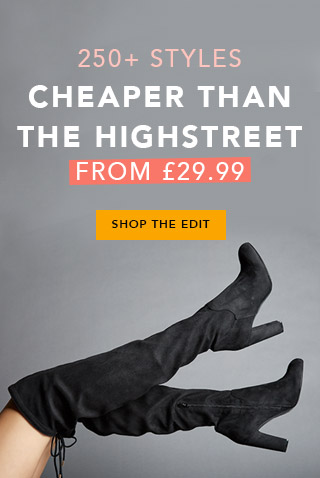 Up to £70 less than the Highstreet!