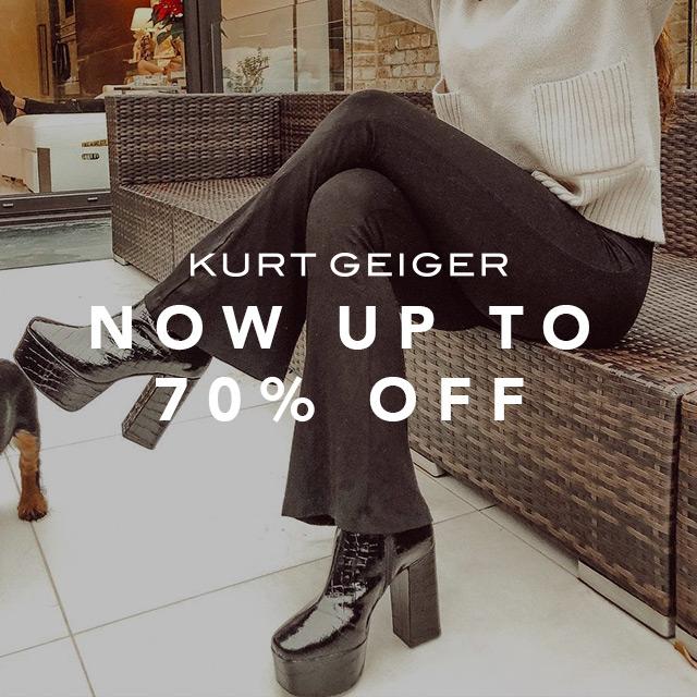 SHOP KURT GEIGER