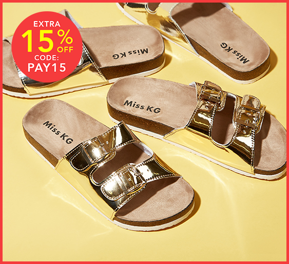 CLEARANCE SANDALS