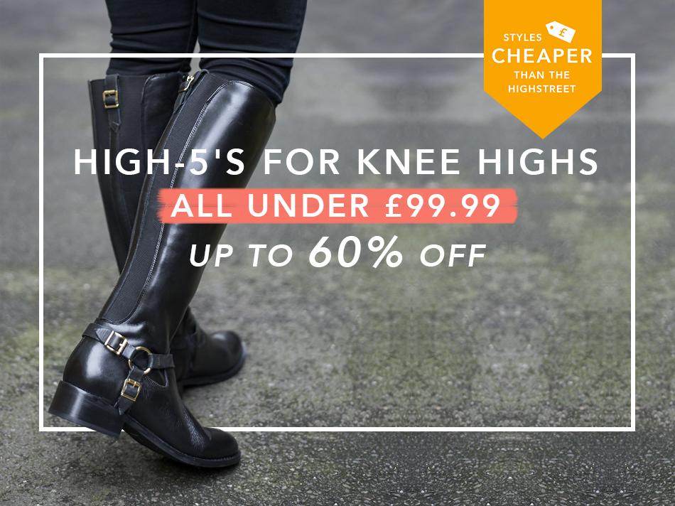 High-5's foor knee highs