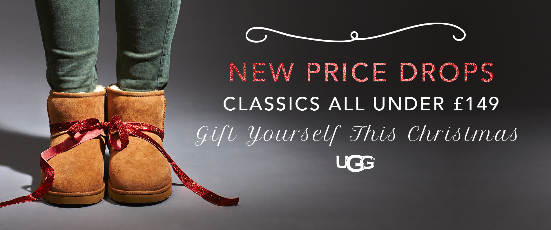 NEW PRICE DROPS ALL UNDER £150 GIFT YOURSELF THIS CHRISTMAS